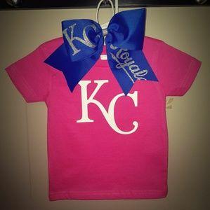 KC Baseball Kid Set